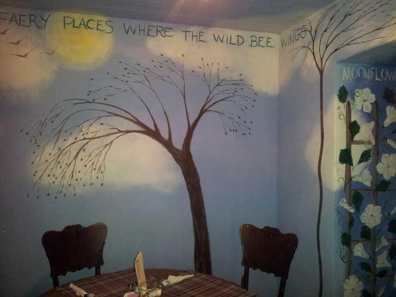 Wild Hare Cafe Menu